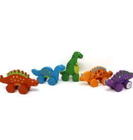 Jack Rabbit Creations Mini Roller Dinosaur