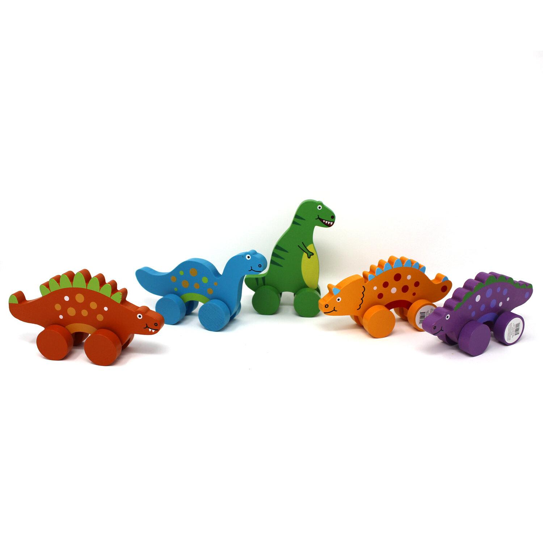 Jack Rabbit Creations Mini Roller Dinosaur