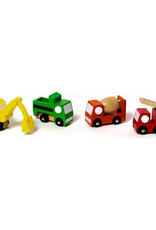 Jack Rabbit Creations Mini Mover Trucks