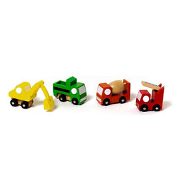 Jack Rabbit Creations Mini Mover Trucks