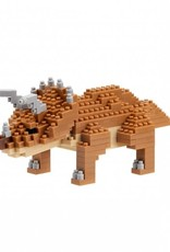 TICO Mini Bricks - Dinosaur Triceratops