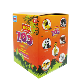 TICO Mini Bricks - Blind Box Zoo Series 1