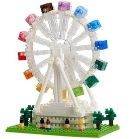 TICO Mini Bricks - Amusement Park Ferris Wheel