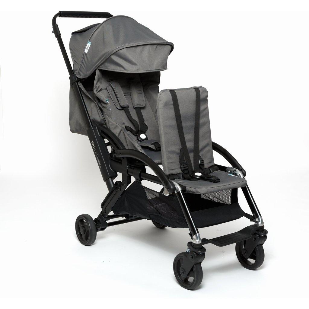 Brixy Limo Stroller - Grey