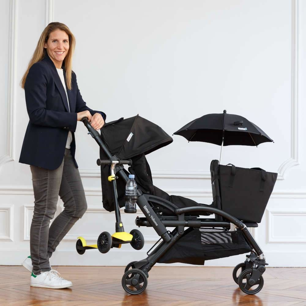 Brixy Limo Stroller Scooter Holder
