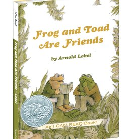 Yottoy Frog and Toad Are Friends