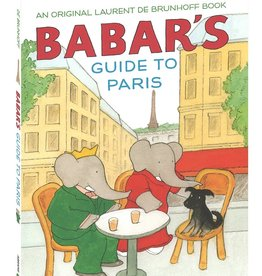 Yottoy Babar's Guide to Paris