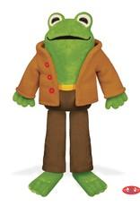 """Yottoy Frog 12"""" Soft Toy"""