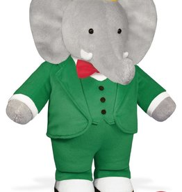 "Yottoy Babar 13"" Soft Toy"