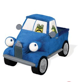 "Yottoy Little Blue Truck 8.5"" Soft Toy"