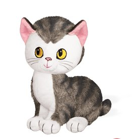 Yottoy Shy Little Kitten Soft Toy