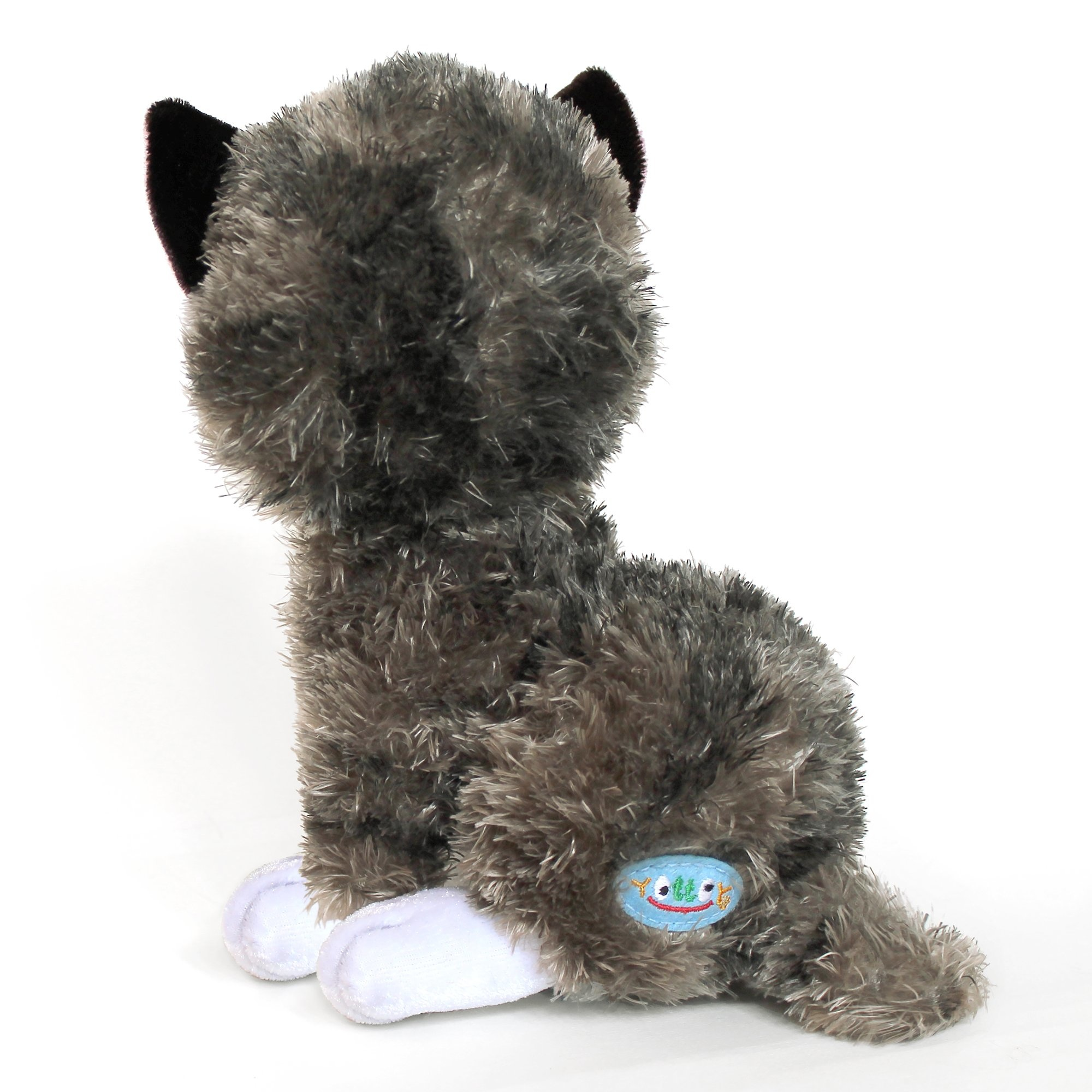 Yottoy Shy Little Kitten Soft Toy