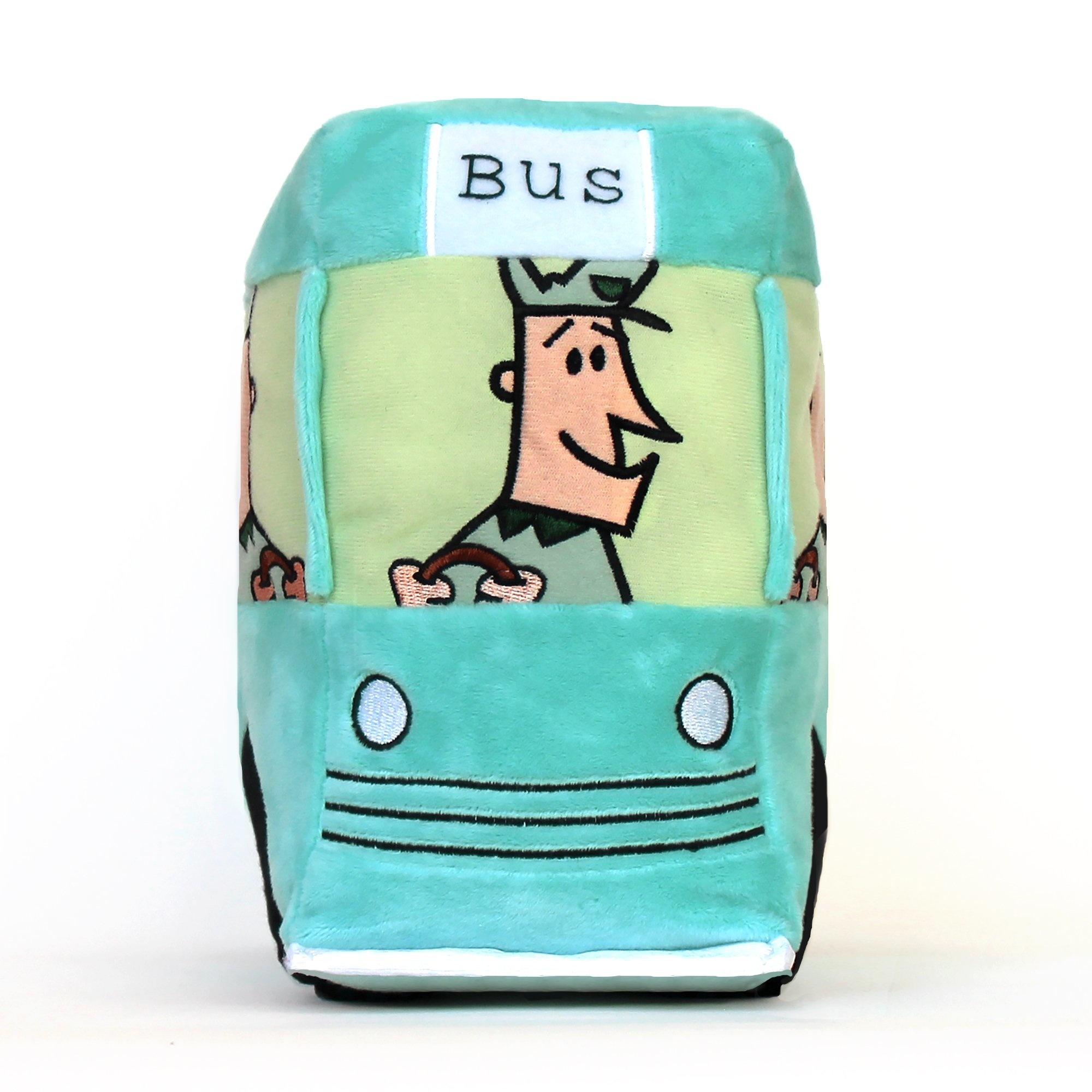Yottoy Bus Soft Toy
