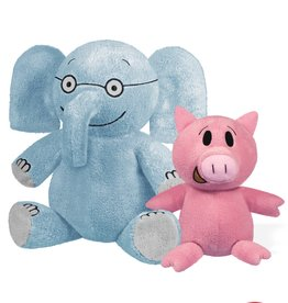 Yottoy Elephant & Piggie Soft Toy Set
