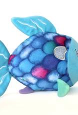 Yottoy Rainbow Fish Soft Toy