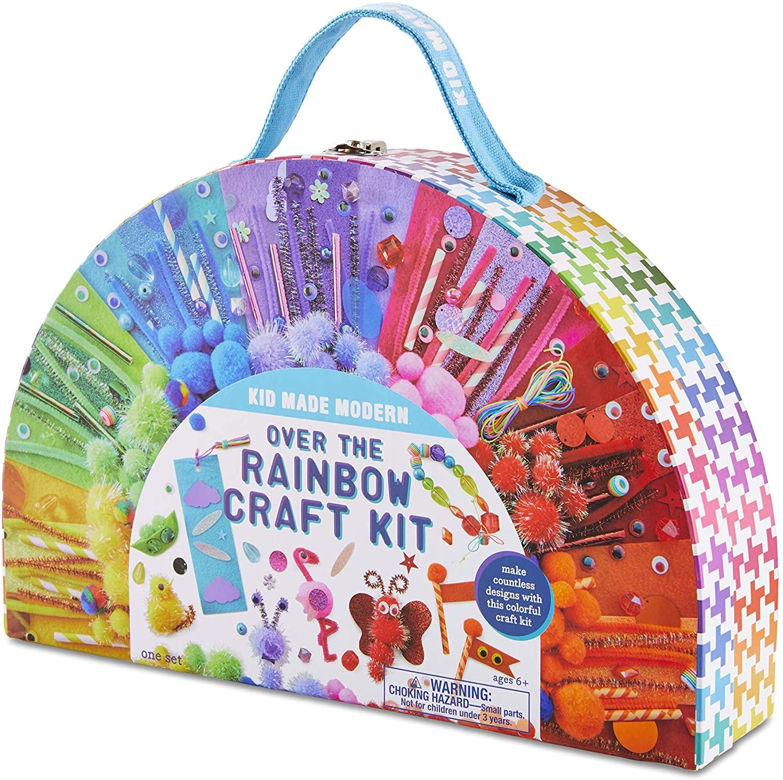Kid Made Modern Over the Rainbow Craft Kit