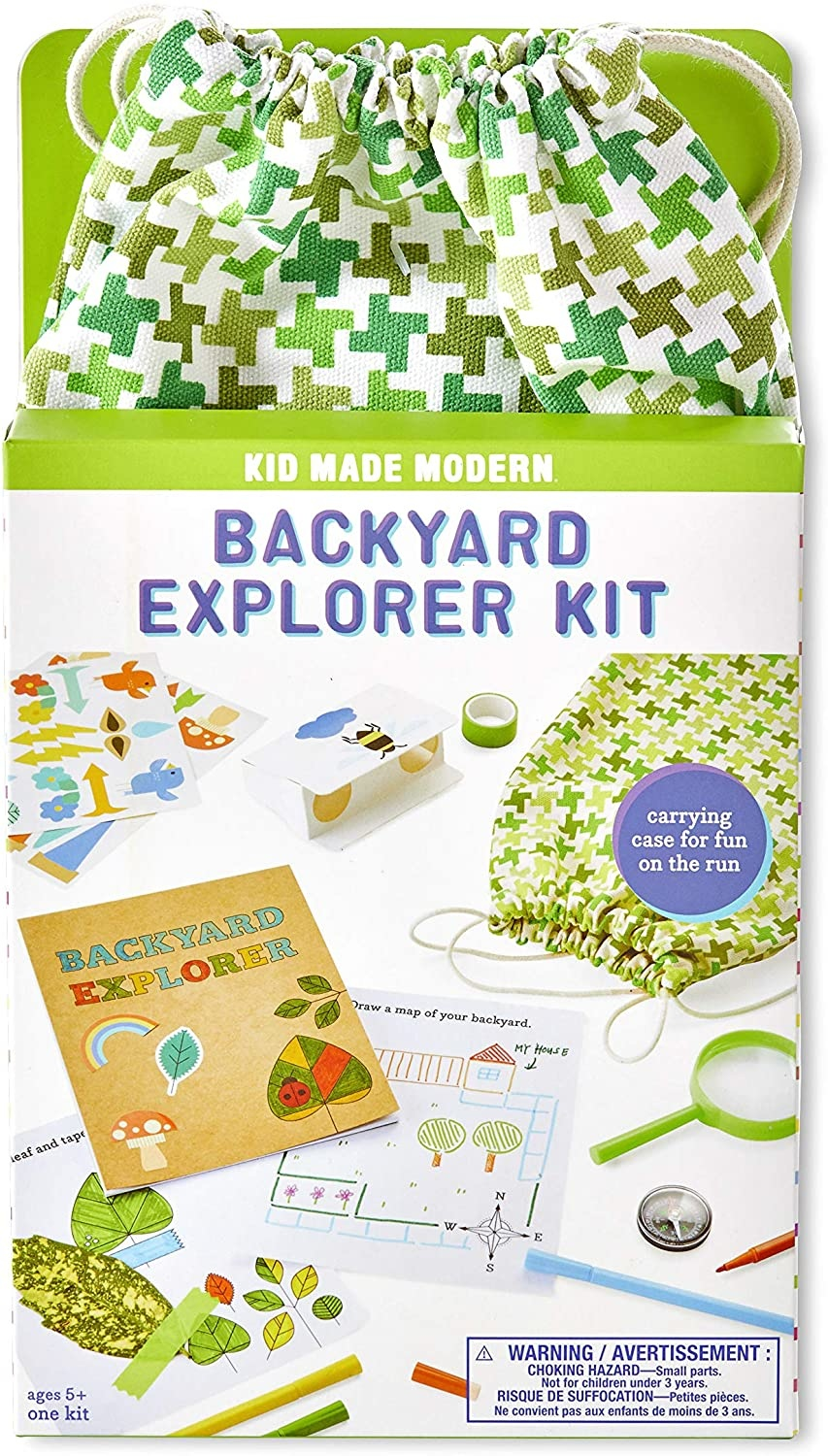 Kid Made Modern Backyard Explorer