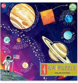 Solar System Puzzle - 64pc