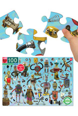 Upcycled Robots Puzzle - 100pc