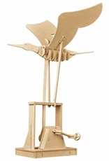 Clockwork Dreams Natural Wood Automaton Set - Soaring