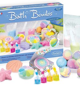Aquarellum Bath Bombs Creative Kit