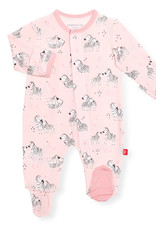 Magnetic Me Magnetic Me - Magnetic Footie - Pink Little One