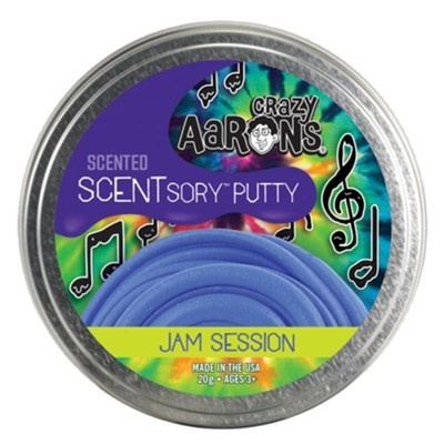 "Crazy Aaron's Scentsory Putty Tin 2.75"" - Jam Session"