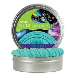 "Crazy Aaron's Scentsory Putty Tin 2.75"" - Super Chill"