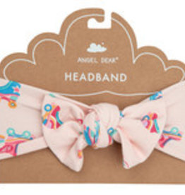 Angel Dear Roller Skates Headband - 0-12m