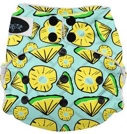Imagine Imagine StayDry One Size Pocket Diaper - Pineapple Pop