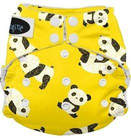 Imagine Imagine StayDry One Size Pocket Diaper - Panda Fold