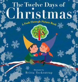 Twelve Days of Christmas Peek-Through Picture Book