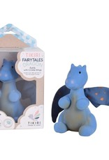 Tikiri Midnight Dragon - Rattle & Crinkle Toy