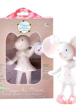 Tikiri Meiya the Mouse - Soft Squeaker Toy