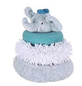 Tikiri Alvin the Elephant - Stacker Toy