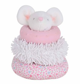 Tikiri Meiya the Mouse - Stacker Toy