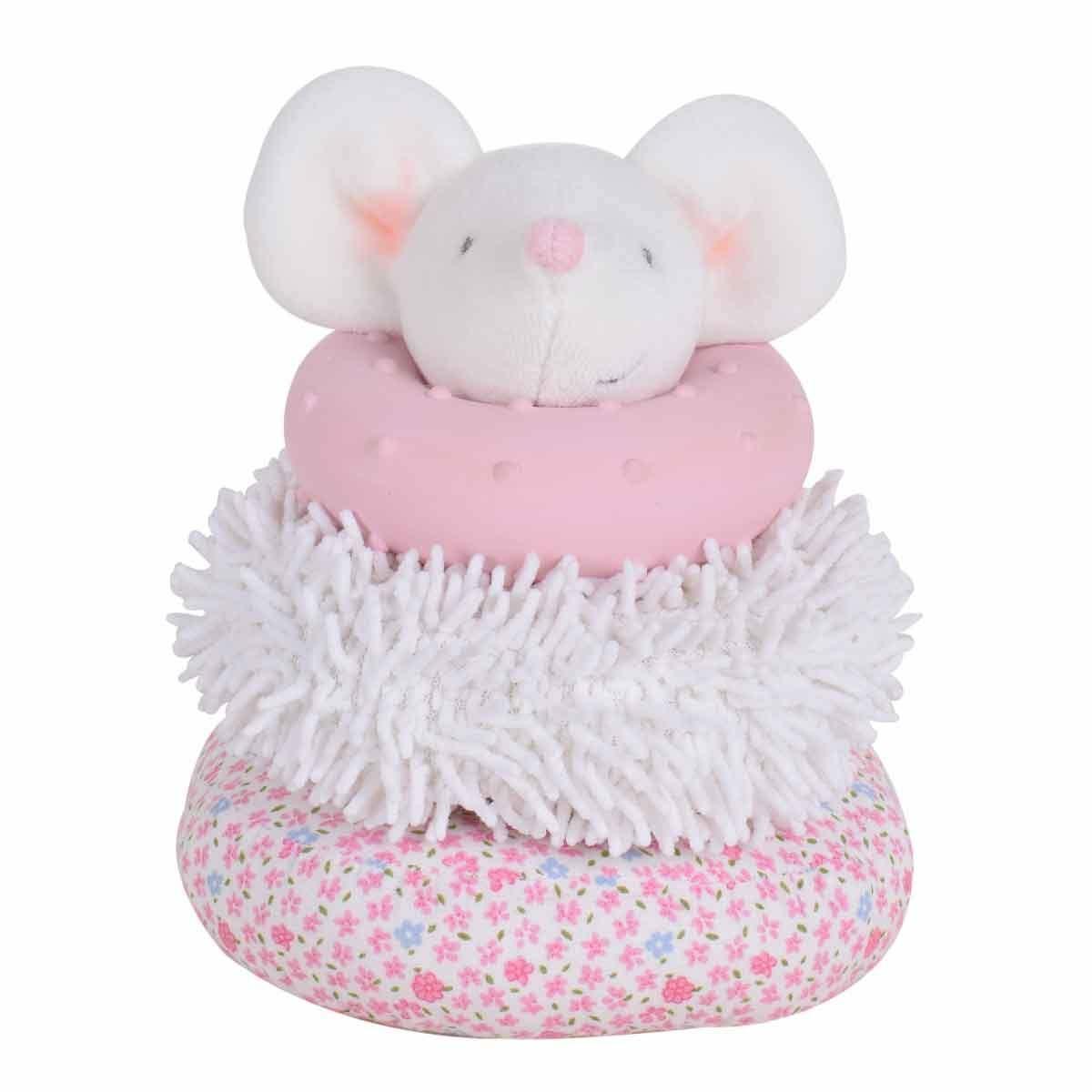 Tikiri Meiya the Mouse - Stacker Toy