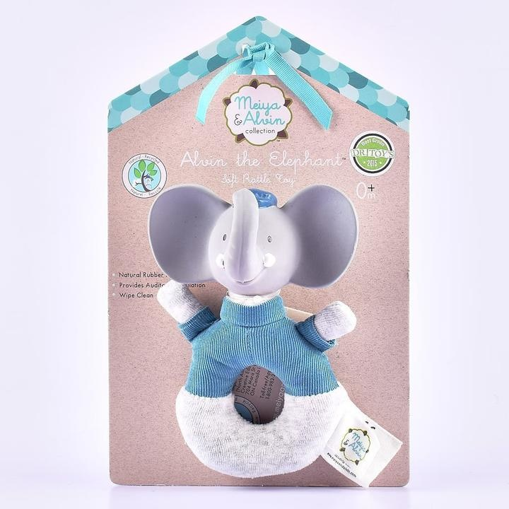 Tikiri Alvin the Elephant - Rattle
