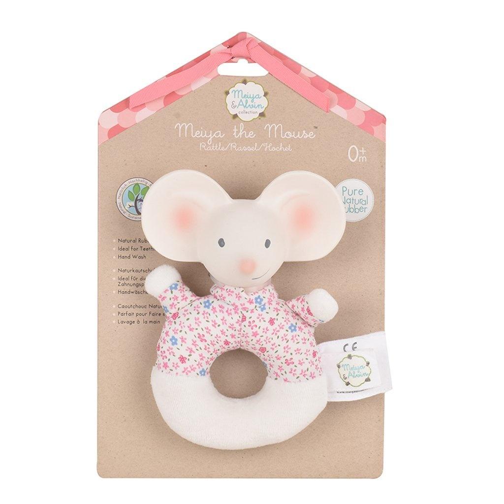 Tikiri Meiya the Mouse - Rattle
