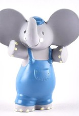 Tikiri Alvin the Elephant - Rubber Squeaker