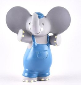 Tikiri Alvin the Elephant - Rubber Squeaker