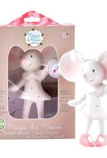 Tikiri Meiya the Mouse - Rubber Squeaker