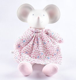 Tikiri Meiya the Mouse - Pink Dress