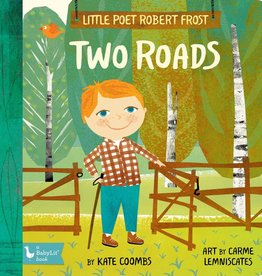 Gibbs Smith Publ Little Poet Robert Frost - Two Roads