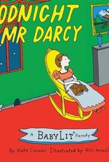 Gibbs Smith Publ Good Night Mr. Darcy