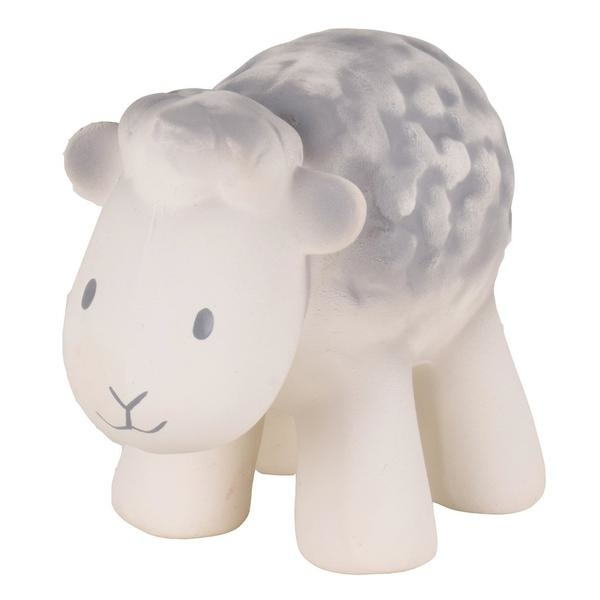Tikiri My First Farm Rattle & Bath Toy
