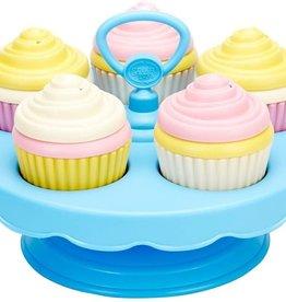 Green Toys Green Toys - Cupcake Set