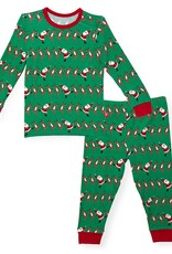 Magnetic Me Magnetic Me - Holly Jolly Modal 2pc Toddler Pajamas