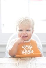 Bella Tunno - Cheeks for Weeks Bib
