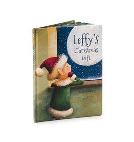 Jellycat Jellycat - Leffy's Christmas Gift